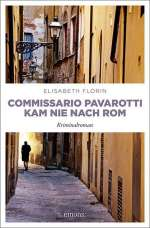 Commissario Pavarotti kam nie nach Rom Cover