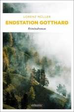Endstation Gotthard Cover