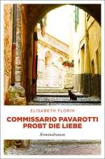 Commissario Pavarotti probt die Liebe Cover