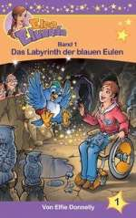 Das Labyrinth der blauen Eulen Cover