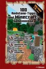 100 Redstone-Tipps und Minecraft-Geheimnisse Cover