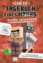 Tagebuch eines Super-Kriegers Cover