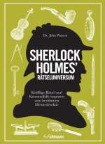Dr. John Watson - Sherlock Holmes' Rätseluniversum Cover