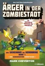 Ärger in der Zombiestadt Cover