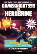 Gameknight999 gegen Herobrine Cover