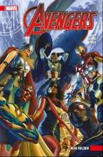 Avengers - Neue Helden (1) Cover