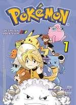 Pokémon - Die ersten Abenteuer (7) Cover