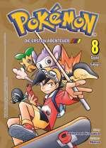 Pokémon - Die ersten Abenteuer (8) Cover
