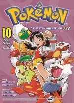 Pokémon - Die ersten Abenteuer (10) Cover