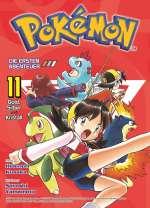 Pokémon - Die ersten Abenteuer (11) Cover