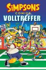 Volltreffer Comic) Cover