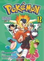 Pokémon - Die ersten Abenteuer (12) Cover