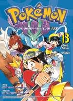 Pokémon - Die ersten Abenteuer (13) Cover