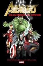 Avengers - Die Ruhmreichen Rächer Cover