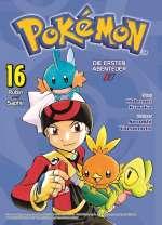 Pokémon - Die ersten Abenteuer (16) Cover