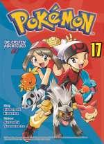 Pokémon - Die ersten Abenteuer (17) Cover