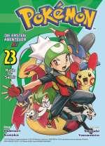 Pokémon - Die ersten Abenteuer (23) Cover