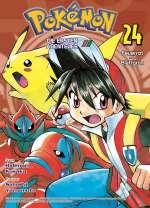 Pokémon - Die ersten Abenteuer (24) Cover