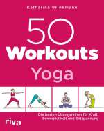 50 Workouts Yoga Cover