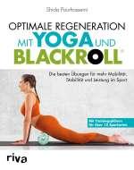 Optimale Regeneration mit Yoga und Blackroll Cover