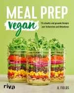 Meal Prep vegan Cover