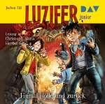 Luzifer junior : Einmal Hölle und zurück (Hörbuch) Cover