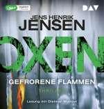 Gefrorene Flammen (Hörbuch) Cover