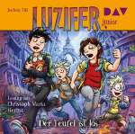 Luzifer junior : Der Teufel ist los (Hörbuch) Cover