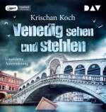 Venedig sehen und stehlen (Hörbnuch) Cover
