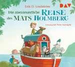 Die abenteuerliche Reise des Mats Holmberg Cover