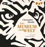 Das Museum der Welt (1mp3-Hörbuch-CD) Cover