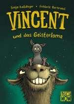 Vincent und das Geisterlama Cover