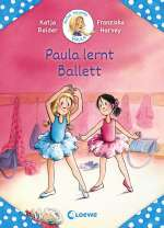 Paula lernt Ballett Cover