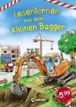 Lesenlernen mit dem kleinen Bagger Cover