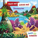Guck mal, schieb mal! Dinosaurier Cover