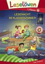 Lesenacht im Klassenzimmer Cover