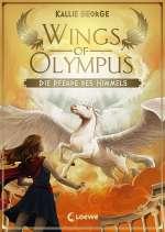 Wings of Olympus - Die Pferde des Himmels Cover
