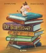 Der Bücherfresser Cover