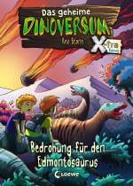 Bedrohung für den Edmontosaurus Cover