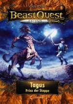 Beast Quest Legend;Tagus,Prinz der Steppe Cover