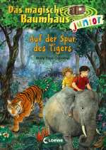 Auf der Spur des Tigers Cover