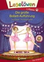 Die grosse Ballett-Aufführung Cover