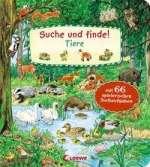 Suche und finde! - Tiere Cover