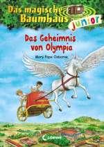 Das Geheimnis von Olympia Cover