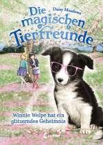 Winnie Welpe hat ein glitzerndes Geheimnis Cover