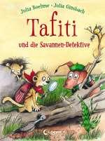 Tafiti und die Savannen-Detektive (13) Cover