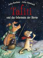 Tafiti und das Geheimnis der Sterne Cover