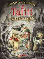 Tafiti und die Geisterhöhle (15) Cover
