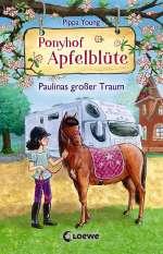 Ponyhof Apfelblüte, Paulinas großer Traum Cover
