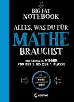 Big fat Notebook - Alles, was du für Mathe brauchst Cover